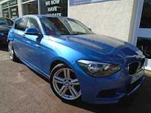 1 Series 118D M Sport Hatchback 2.0 Manual Diesel