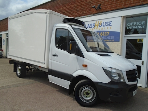 Mercedes-Benz Sprinter 313 Cdi Insulated/Refrigerated Van 2.1 Automatic Diesel