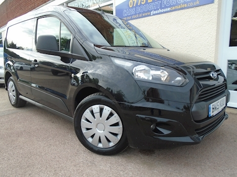 Ford Transit Connect 200 Trend P/V Panel Van 1.6 Manual Diesel