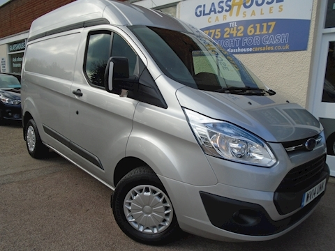 Ford Transit Custom 310 Trend Lr P/V Panel Van 2.2 Manual Diesel