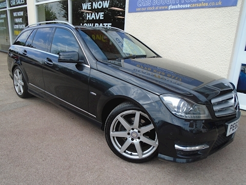 Mercedes-Benz C Class C250 Blueefficiency Sport Estate 1.8 Automatic Petrol