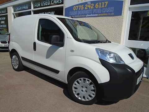 Peugeot Bipper Hdi Professional Panel Van 1.2 Manual Diesel