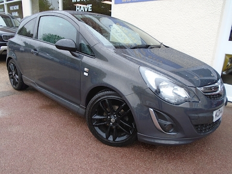 Vauxhall Corsa Limited Edition Hatchback 1.2 Manual Petrol