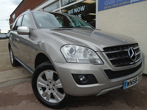 Mercedes M-Class Ml 280 Cdi Se Estate 3.0 Automatic Diesel