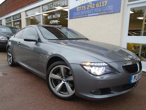 Bmw 6 Series 635D Sport Coupe 3.0 Automatic Diesel