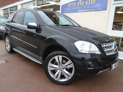 Mercedes-Benz M-Class Ml350 Cdi Blueefficiency Sport Estate 3.0 Automatic Diesel