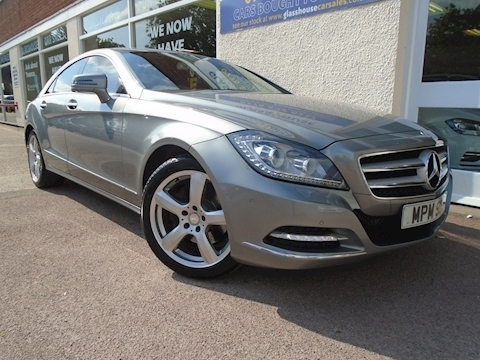 Mercedes-Benz Cls Cls250 Cdi Blueefficiency Coupe 2.1 Automatic Diesel