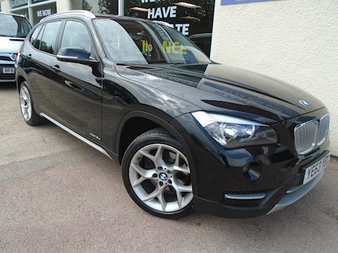 Bmw X1 Xdrive18d Xline Estate 2.0 Manual Diesel