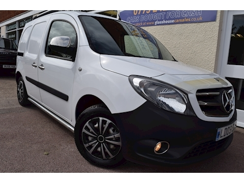 Mercedes-Benz Citan 109 Cdi Van With Side Windows 1.5 Manual Diesel