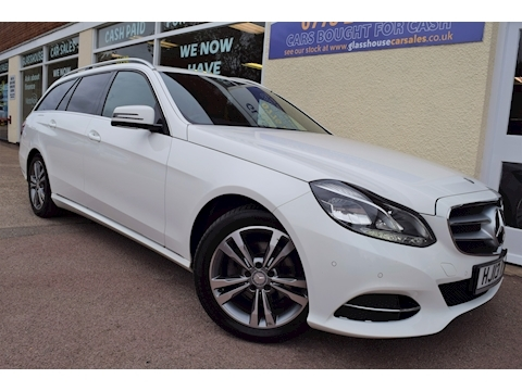 Mercedes-Benz E Class E220 Cdi Se Estate 2.1 Automatic Diesel