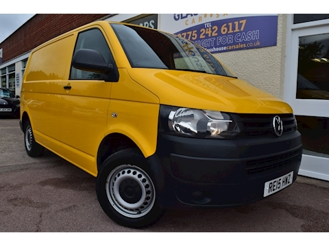 Volkswagen Transporter T32 Tdi P/V Startline Van With Side Windows 2.0 Manual Diesel