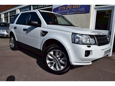 Land Rover Freelander Td4 Hse Estate 2.2 Automatic Diesel