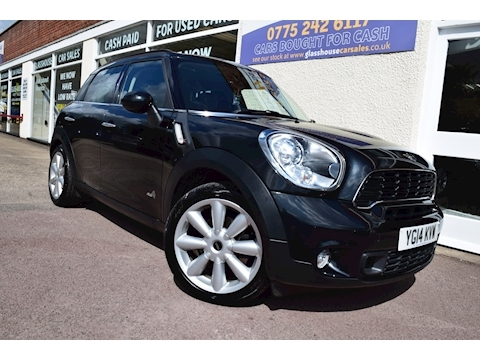 Mini Mini Countryman Cooper Sd All4 Hatchback 2.0 Manual Diesel