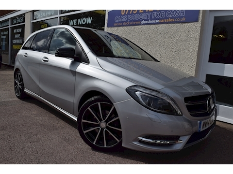 Mercedes-Benz B-Class B180 Cdi Blueefficiency Sport Mpv 1.5 Automatic Diesel