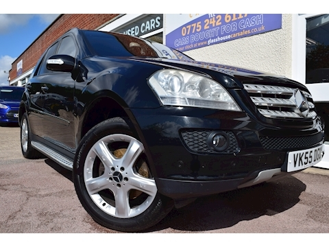 Mercedes M-Class Ml 350 Sport Estate 3.5 Automatic Petrol