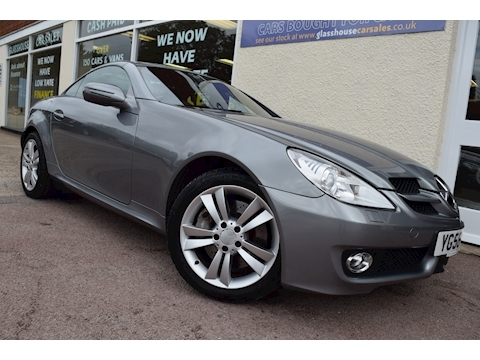 Mercedes Slk Slk 350 Convertible 3.5 Manual Petrol