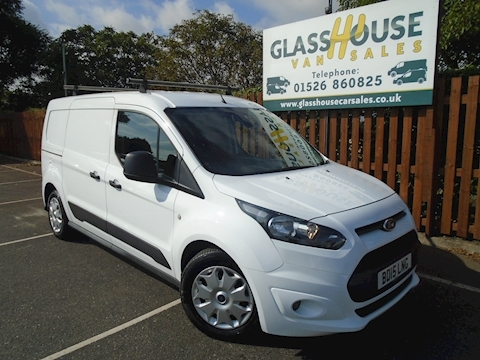 Ford Transit Connect 230 Trend Dcb Panel Van 1.6 Manual Diesel