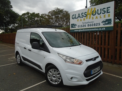 Ford Transit Connect 220 Trend Dcb Panel Van 1.6 Manual Diesel