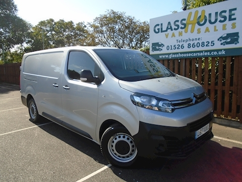 Citroen Dispatch Xl 1200 Enterprise Bluehdi Panel Van 1.6 Manual Diesel