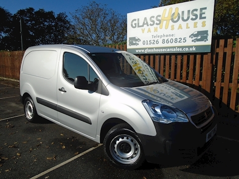Peugeot Partner Blue Hdi Se L1 Panel Van 1.6 Manual Diesel