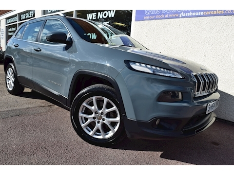 Jeep Cherokee M-Jet Longitude Plus Estate 2.0 Automatic Diesel