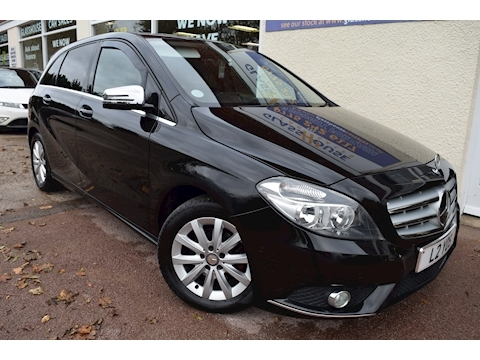Mercedes-Benz B-Class B180 Cdi Blueefficiency Se Mpv 1.8 Manual Diesel