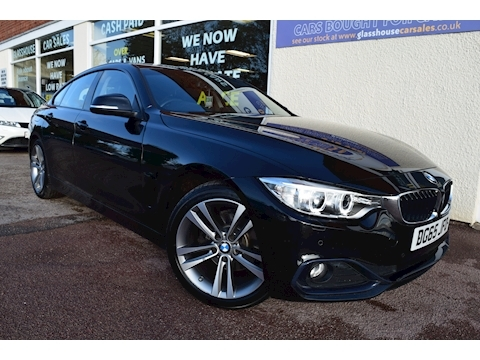 Bmw 4 Series 418D Sport Gran Coupe Coupe 2.0 Manual Diesel