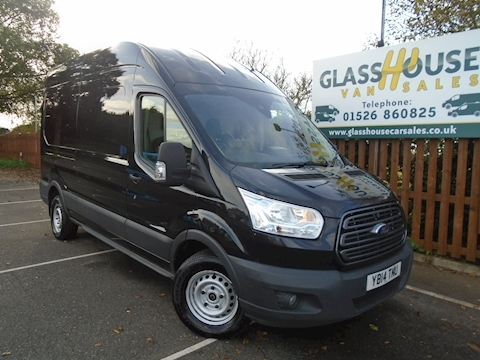 Ford Transit 350 Trend H/R P/V Panel Van 2.2 Manual Diesel