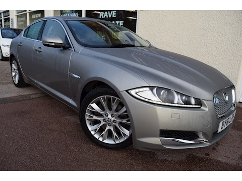 Jaguar Xf D Luxury Saloon 2.2 Automatic Diesel