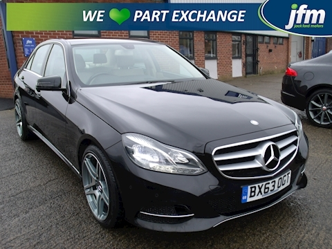 Mercedes E Class E220 2.1 CDI SE [6-Spd Manual]