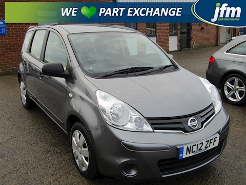 Nissan Note 1.5 dCi Visia
