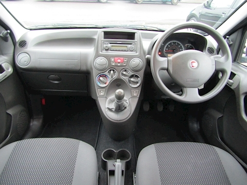 Panda Active Eco 1.1 5dr Hatchback Manual Petrol