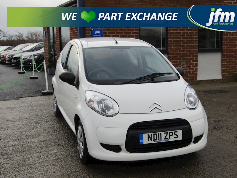 C1 Vt Hatchback 1.0 Manual Petrol