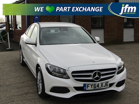 Mercedes C Class C220 Bluetec Se Executive