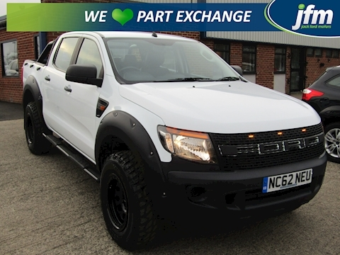 Ford Ranger 2.2TDCi [150] XL DOUBLE CAB [4X4]