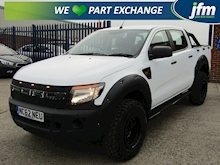 2013 Ford Ranger 2.2 TDCi [150] XL DOUBLE CAB [4X4] Pick Up Diesel 2.2 - Thumb 10