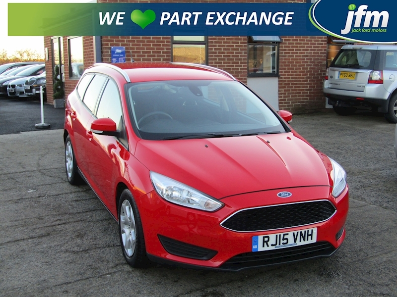 Focus 1.5 TDCi [95] Style 1.5 5dr Estate Manual Diesel