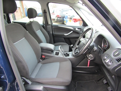 Galaxy 1.6 TDCi Zetec 1.6 5dr Mpv Manual Diesel
