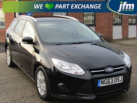 Ford Focus 1.6 TDCi [95] Edge