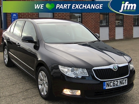 Skoda Superb 1.6 TDI CR S