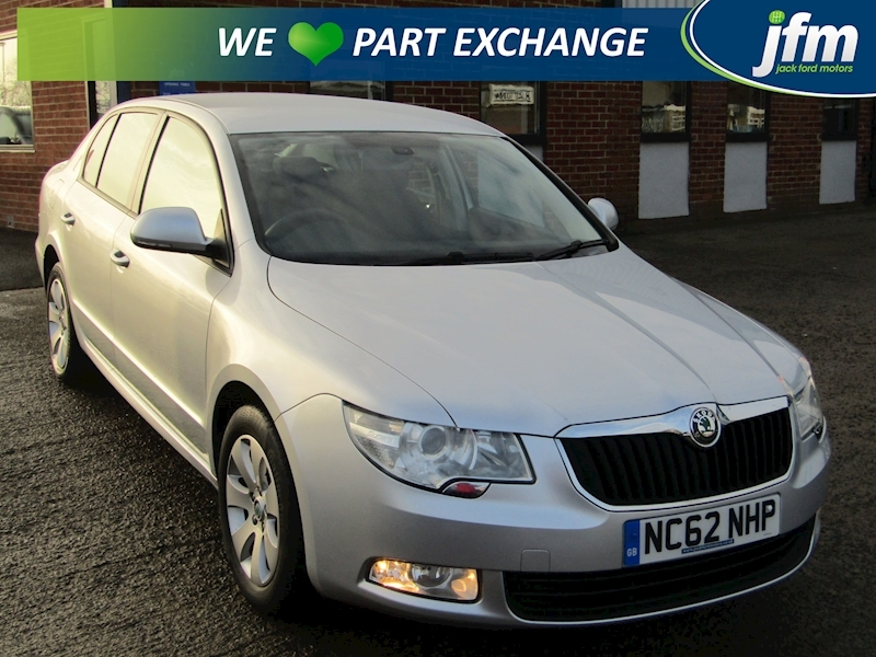 Superb 1.6 TDI CR S 1.6 5dr Hatchback Manual Diesel