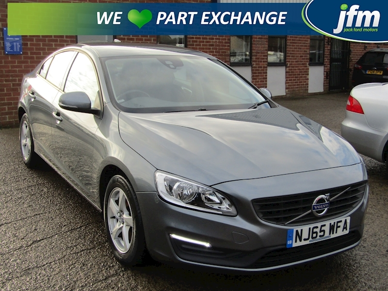 S60 2.0 D2 Business Edition [99g/km] 2.0 4dr Saloon Manual Diesel