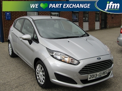 Ford Fiesta 1.5 TDCi Style