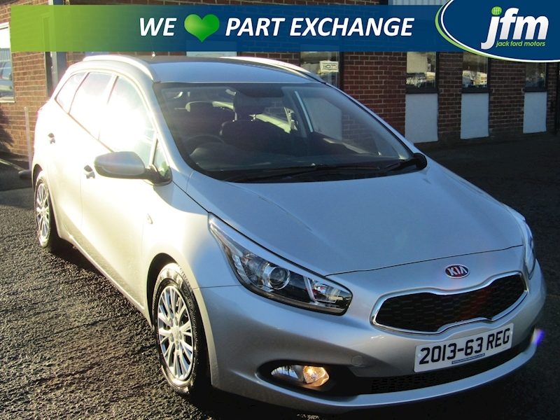 Ceed 1.4 CRDi 1 SW EcoDynamics 1.4 5dr Estate Manual Diesel