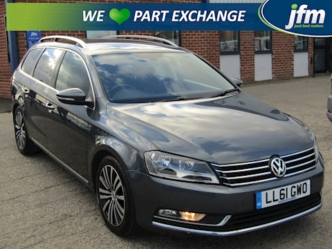 Volkswagen Passat 2.0 TDI BlueMotion Tech Sport