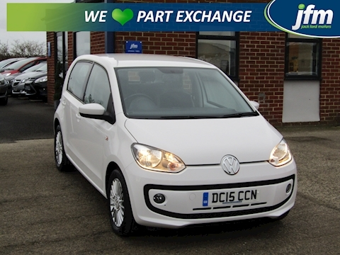 Volkswagen Up 1.0 High Up 5dr