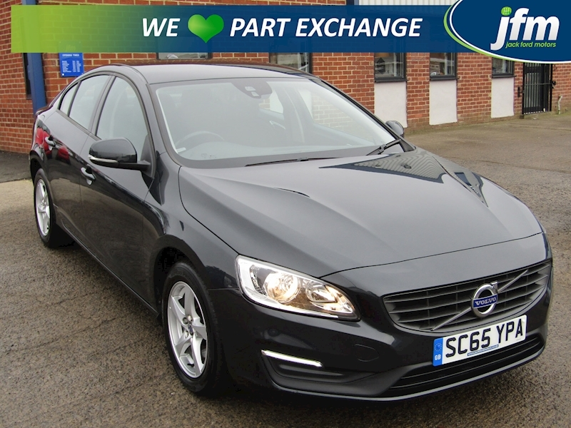 S60 2.0 D3 [148] Business Edition 2.0 4dr Saloon Manual Diesel