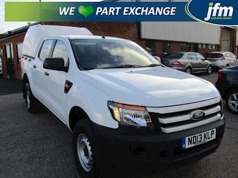 Ford Ranger 2.2 TDCi XL Double Cab 4X4