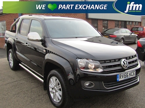 Volkswagen Amarok 2.0 BiTDi [180] D/Cab Pick-Up Highline Sel 4Motion
