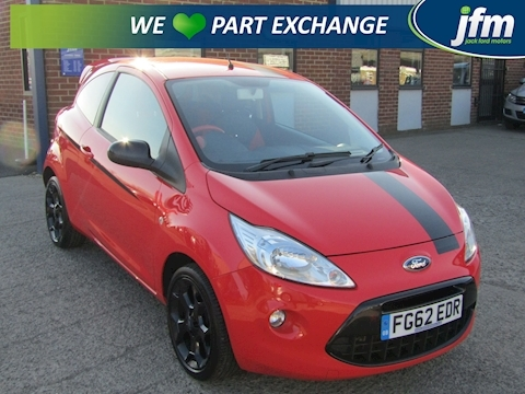 Ford Ka 1.2 Grand Prix II